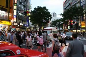 A proximité de Shibuya