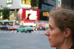 Marie à Shibuya