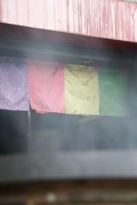 Fumées d'encens