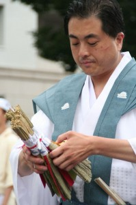 "Distribution de ""chimaki"" ;-)"